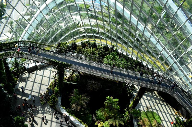 Forinvest mira hacia la perspectiva económica de impacto medioambiental