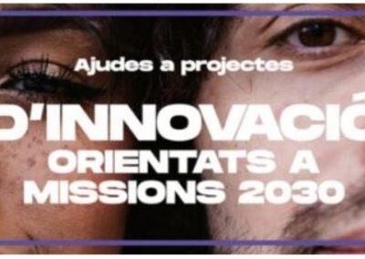 Abierto el plazo para la solicitud de ayudas de #MissionsValencia2030