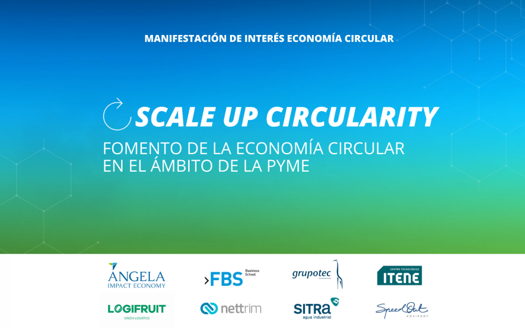 Lanzamos Scale Up Circularity