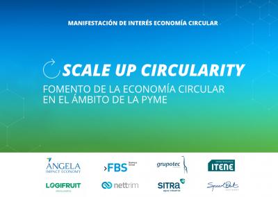 Lanzamos Scale Up Circularity