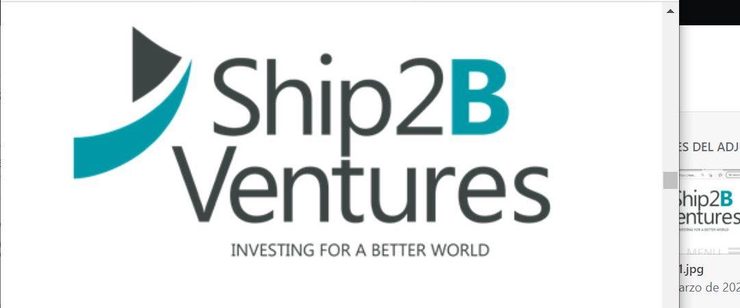 Ship2B Ventures lanza el mayor fondo de venture capital de impacto
