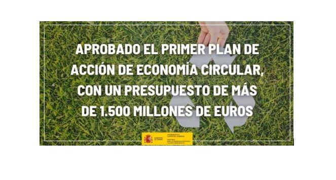 Aprobado el I Plan de Acción de Economía Circular