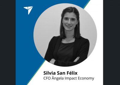 Incorporación de Silvia San Félix Balaguer al team de Ângela Impact Economy!